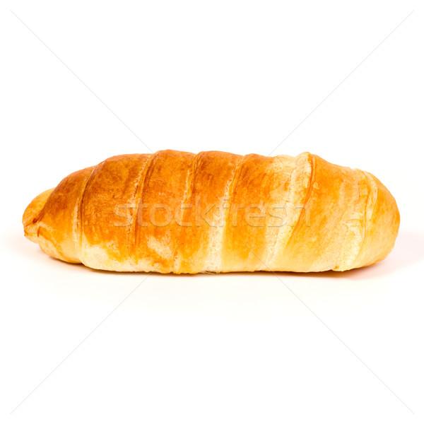 fresh croissant Stock photo © c12