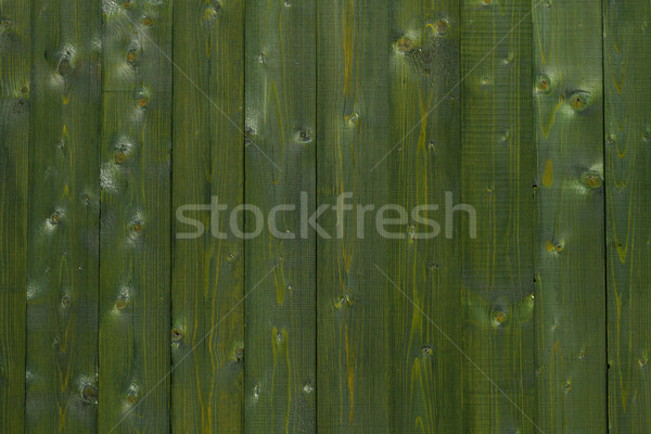 Groene hout donkere houtstructuur abstract natuur Stockfoto © c12