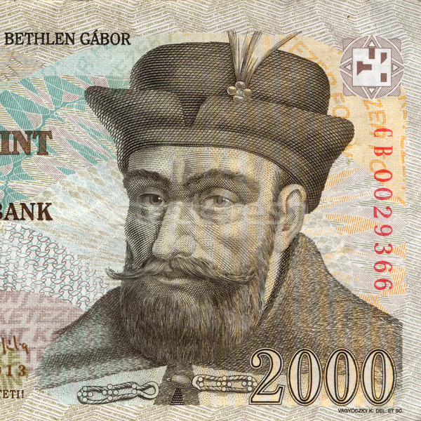 hungarian forint Stock photo © c12