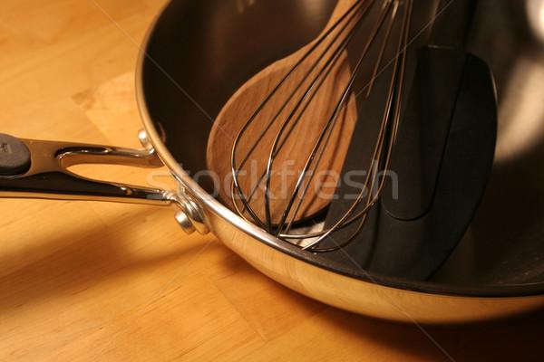 Kitchen Tools Stock photo © ca2hill