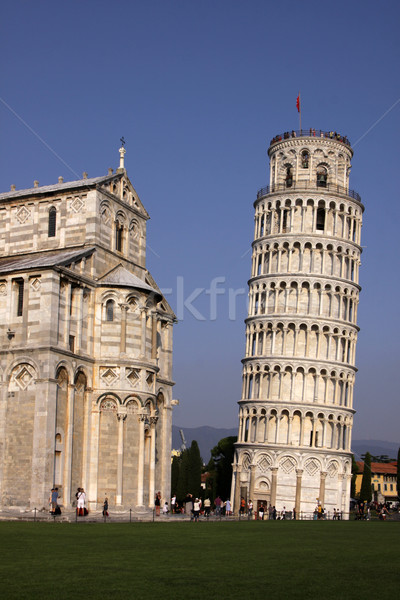 Leaning Tower Stock photo © ca2hill