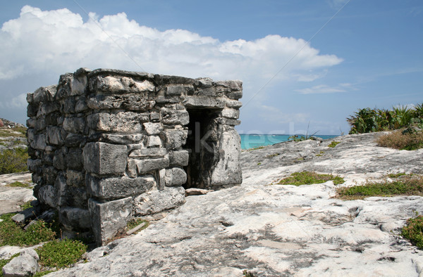 Small Tulum Ruin