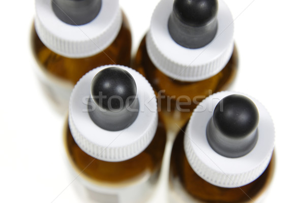 Homeopathic Dropper Bottles