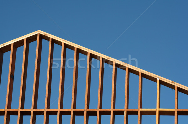 House Frame Stock photo © ca2hill
