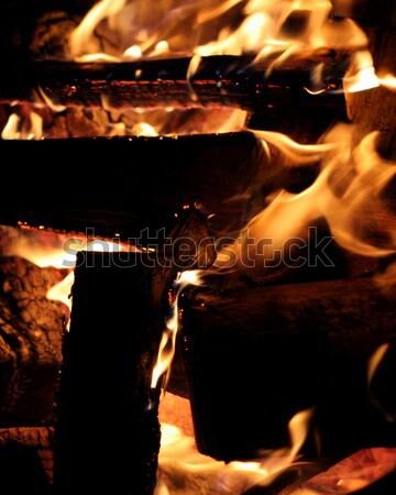 Blaze Stock photo © ca2hill