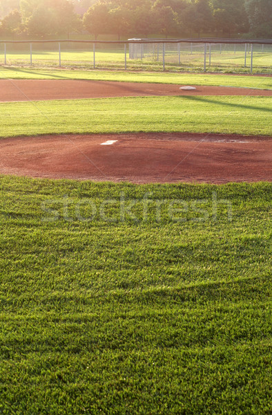 Field of Dreams Stock photo © ca2hill