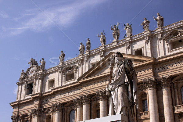 Saint Paul and St. Peter's Stock photo © ca2hill