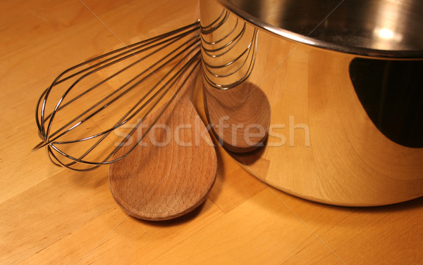 Cooking Tools Stock photo © ca2hill