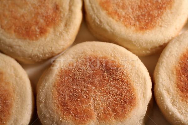 Bos Engels muffins shot ondiep voedsel Stockfoto © ca2hill
