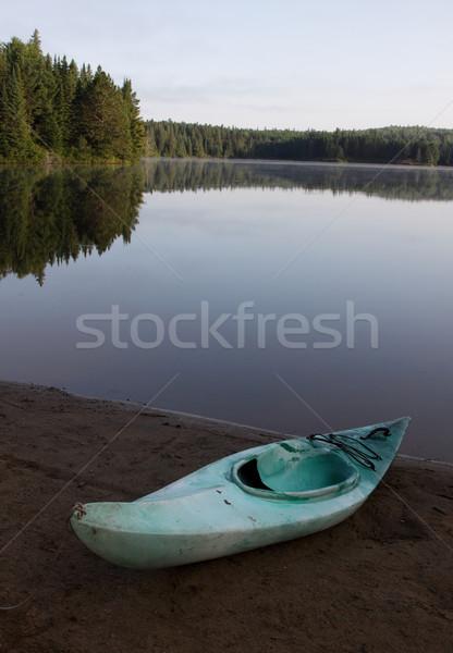 Pog Lake Kayak Stock photo © ca2hill