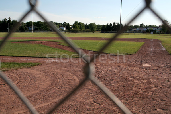 Obstructed View Stock photo © ca2hill