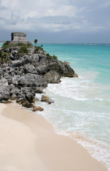 Ancient Tulum Ruins