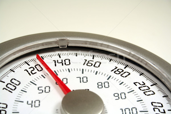 Weighing In Stock photo © ca2hill