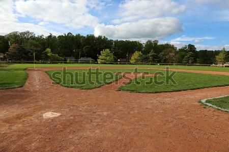 Ball Field Stock photo © ca2hill