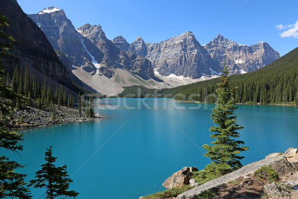 Lake Moraine Blue