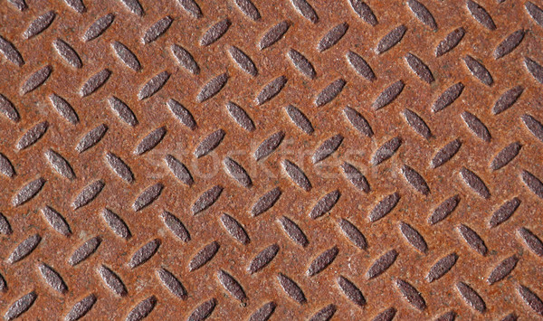 Rusted Metal Pattern Stock photo © ca2hill