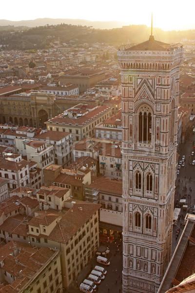 Giotto's Campanile Stock photo © ca2hill