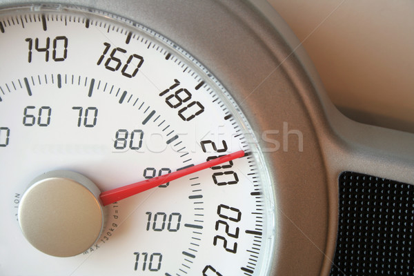 Weight Scale 200 Stock photo © ca2hill