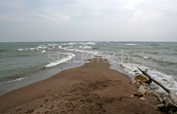 Point of Point Pelee Stock photo © ca2hill