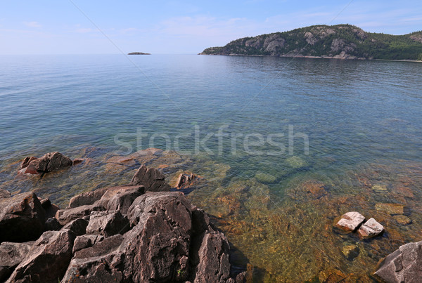 Lake Superior Provincial Park Stock photo © ca2hill
