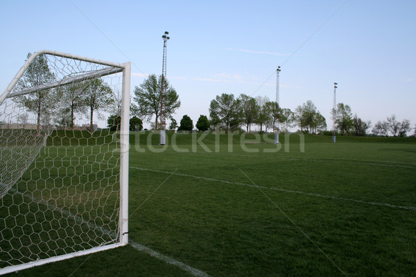 Empty Pitch