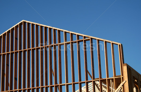 Roof Frame Stock photo © ca2hill