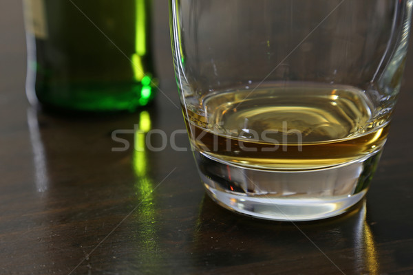 Scotch Whiskey in a Tumbler