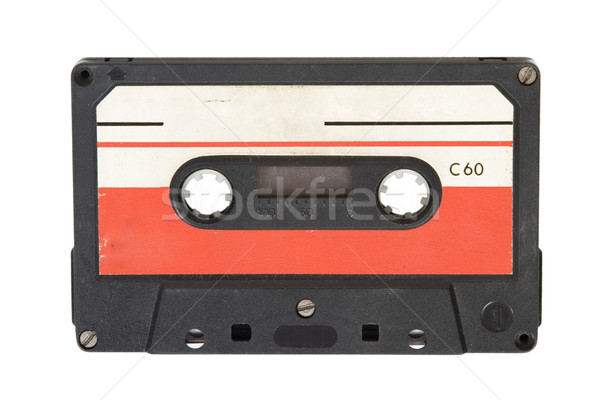 old audio cassette Stock photo © caimacanul