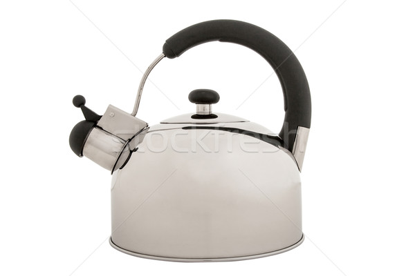 Tea kettle isolated on white background Stock photo © caimacanul
