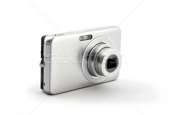 Plata digital compacto foto cámara aislado Foto stock © caimacanul