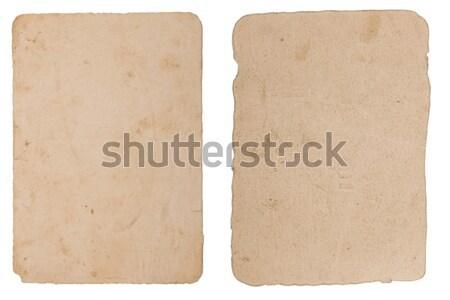 texture of grunge, ancient paper with age marks Stock photo © caimacanul
