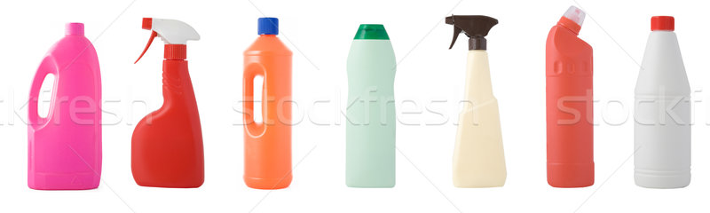cleaning products Stock photo © caimacanul
