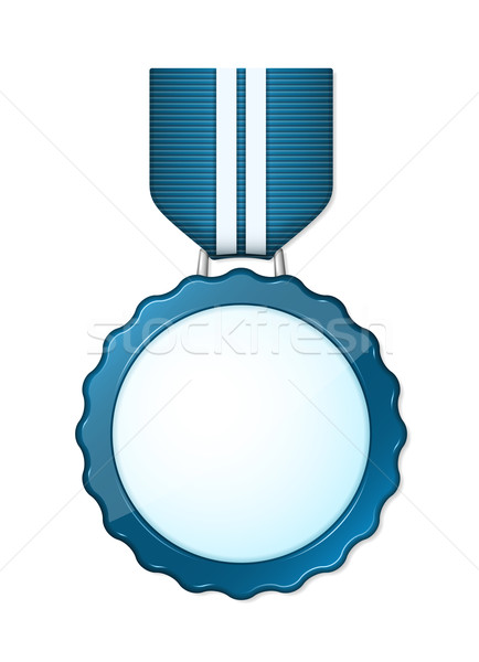 Blue Medal Stock photo © cajoer