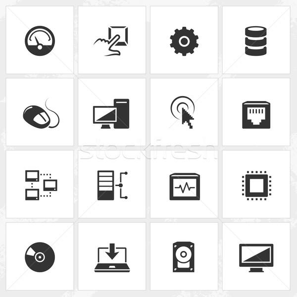 Computer Icons Stock photo © cajoer