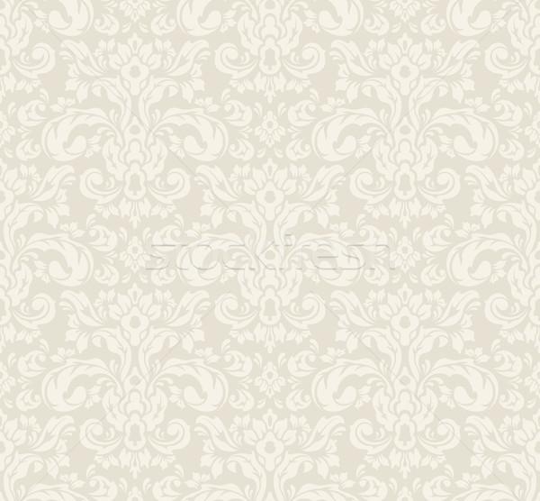 Floral Wallpaper Pattern Stock photo © cajoer