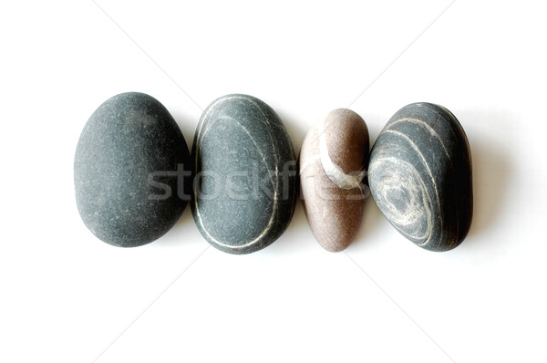 Four stones Stock photo © Calek
