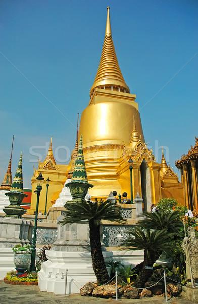 дворец Бангкок Таиланд Азии здании поклонения Сток-фото © Calek