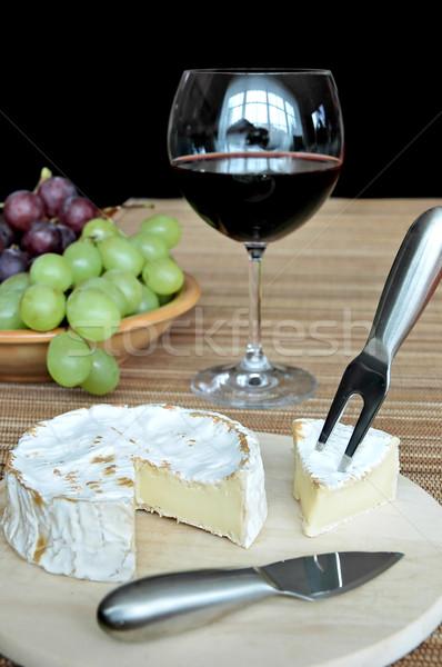 Red wine Stock photo © Calek