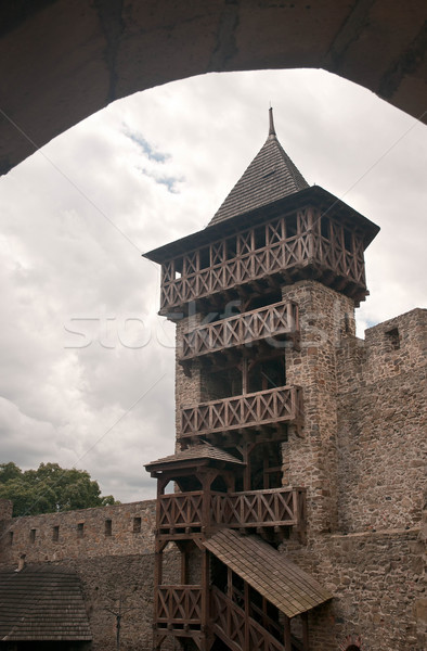 Castle Stock photo © Calek