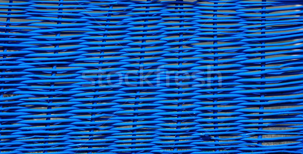 Blue fence Stock photo © Calek