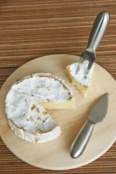 Cheese Stock photo © Calek