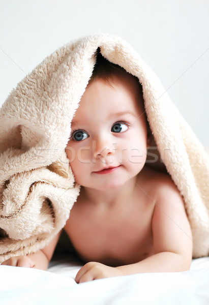 Stock photo: Blanket