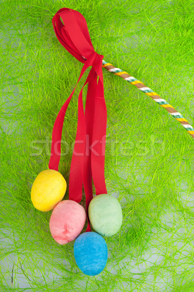 Easter whip Stock photo © Calek