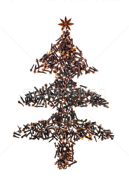 Christmas tree Stock photo © Calek