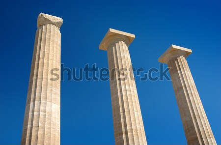 Columns Stock photo © Calek