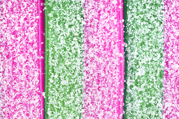 Rose vert couleur gelée bonbons texture Photo stock © Calek