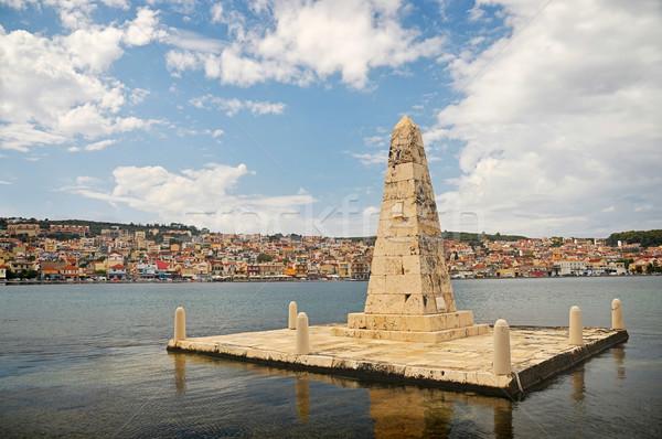Obelisk Stock photo © Calek