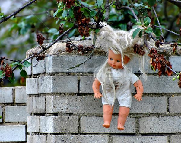 Doll Stock photo © Calek