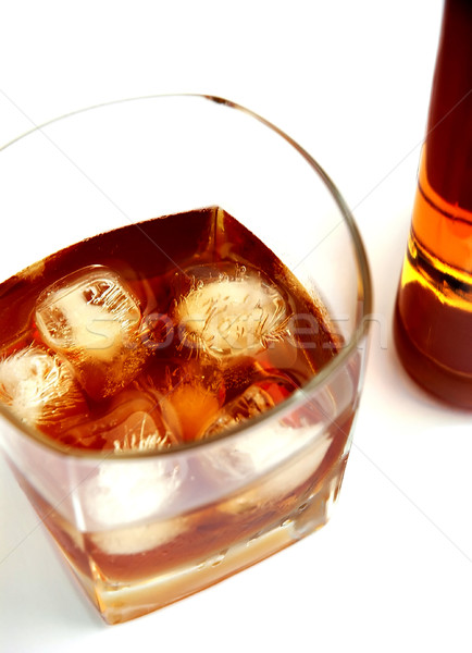 Whisky Stock photo © Calek