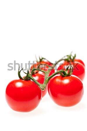 помидоры черри свежие винограда продовольствие фрукты Сток-фото © calvste